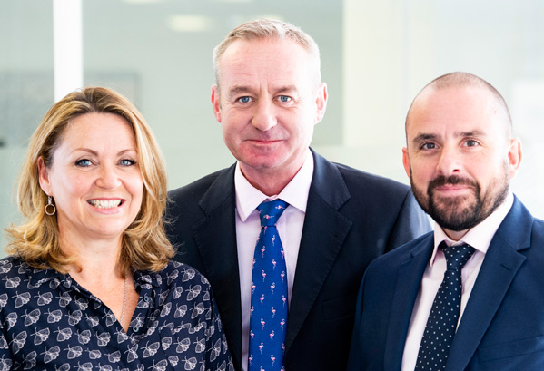 Picture of Julia Jeyes, Nigel Jeyes, Alex Gregory
